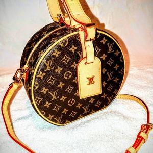 Louis Vuitton Petite Boite Chapeau Handbag